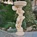 Sculptures en marbre artificiel